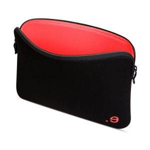 be.ez LA robe Addicted MacBook Air 13inch / MacBook Pro 13inch Black/Strawberry