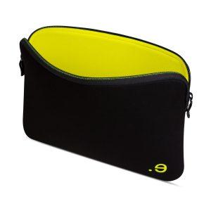 be.ez LA robe Addicted MacBook Air 13inch / MacBook Pro 13inch Black/Lemon