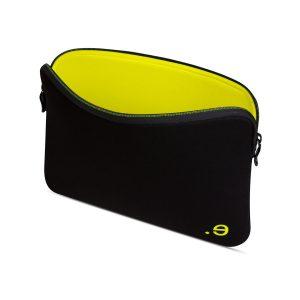 be.ez LA robe Addicted MacBook 12 Black/Lemon