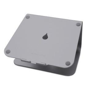 rain design mStand アルミニウムアロイ製 ラップトップスタンド スペースグレー