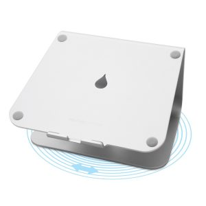 rain design mStand 360 アルミニウムアロイ製 ラップトップスタンド シルバー