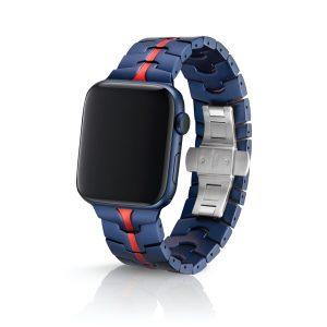 JUUK Vitero アルミニウムアロイ Apple Watch ブレスレット アドミラル 42/44mm