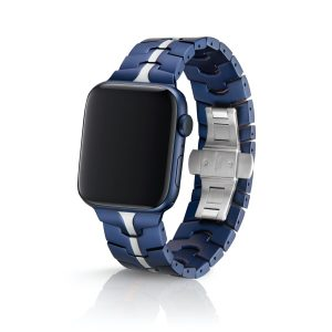 JUUK Vitero アルミニウムアロイ Apple Watch ブレスレット スレイト 42/44mm