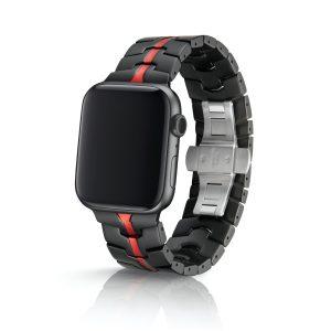 JUUK Vitero アルミニウムアロイ Apple Watch ブレスレット ロッサ 42/44mm