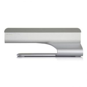 rain design mTower アルミニウムアロイ製 Vertical MacBook スタンド シルバー